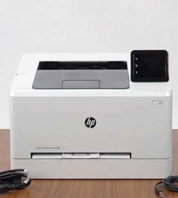 Review of HP LaserJet Pro M254dw Color Laser Printer