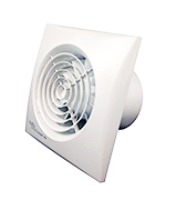 Envirovent SIL100T Bathroom Extractor Fan