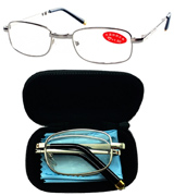 Southern Seas Folding Reading Glasses with Case