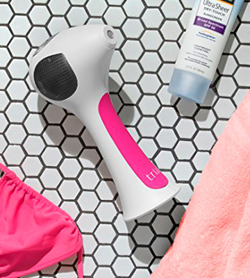 Review of Tria Beauty Fuchsia Laser 4X Hair Removal