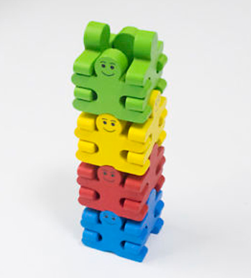 Review of Colleer JJWG1001 Building Blocks Educational Toys