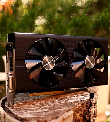 Review of Sapphire Radeon RX 580 Pulse Graphics Card (8GB GDDR5, VR Ready)