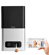 Petcube Bites 1080p HD Bites Pet Camera with Treat Dispenser