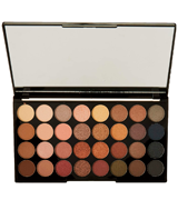 Makeup Revolution Shimmers and Matte Nudes Eyeshadows Flawless Palette