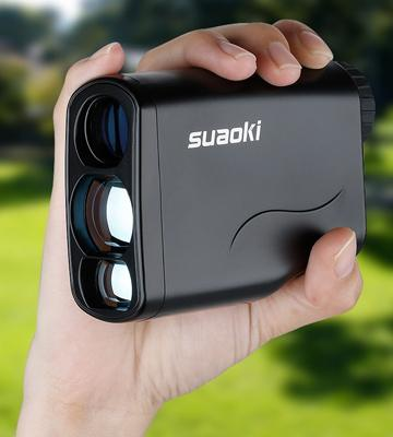 Review of Suaoki LW 600 PRO Digital Laser Rangefinder