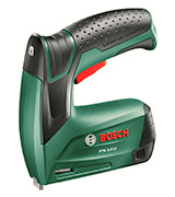 Bosch PTK 3.6 LI Cordless Tacker with Lithium-Ion Battery