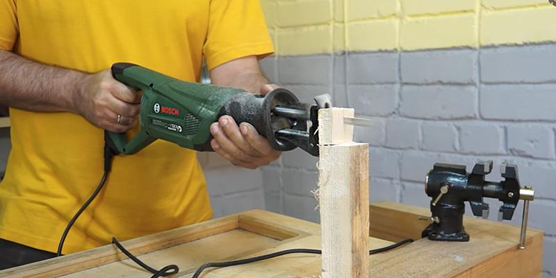 Review of Bosch PSA 700 E Reciprocating Saw