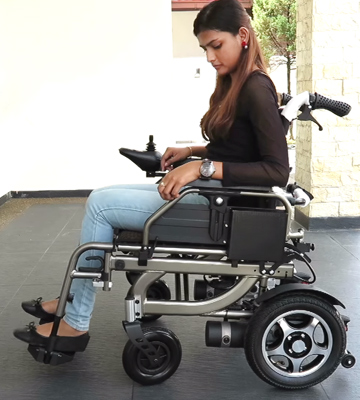 Review of Wheelchair88 PW-777PL Electric Power Wheelchair