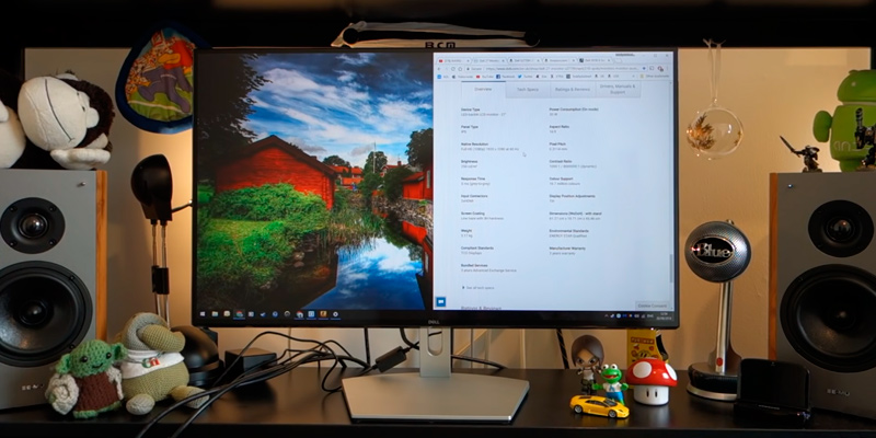 Review of Dell S2419H 24-inch IPS Monitor (FullHD, 60Hz)