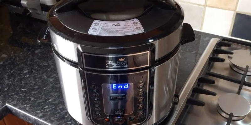 Review of Pressure King Pro PKP5LCH Electric Pressure Cooker