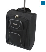 FlyGEAR Hand Luggage Cabin Approved Lightweight Travel Suitcase