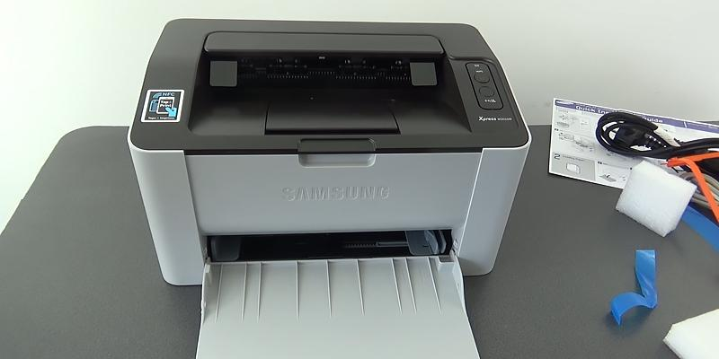 Review of Samsung SL-M2026W A4 Mono Wireless Laser Printer