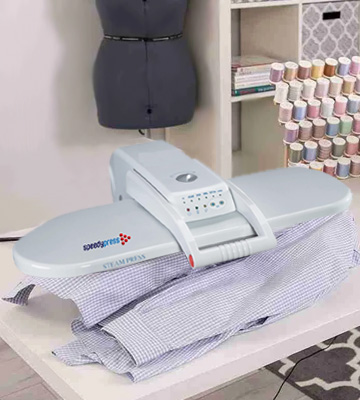 Review of Speedy Press Mega Steam Iron Press Advanced Ironing Press (64cm x 27cm)