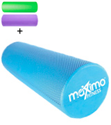 Maximo Fitness Eva Perfect Self Massage tool for Home, Gym, Pilates, Yoga