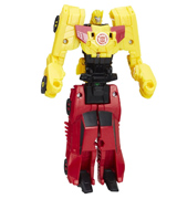Transformers C0630ES0 Robots in Disguise Combiner Force Crash Beeside Figure