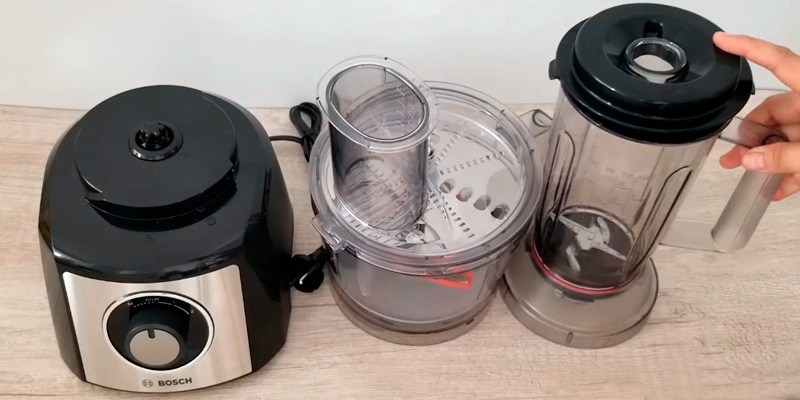 Review of Bosch MCM3501MGB Food Processor