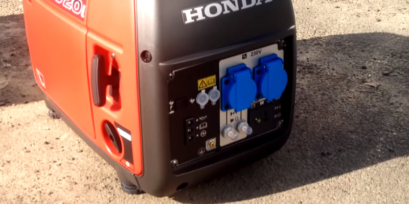 Review of Honda EU20i 2kVA / 1600w Petrol Portable Generator