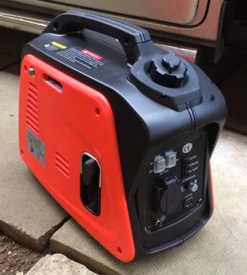 Review of Trueshopping IG950i 800W Portable Inverter Generator