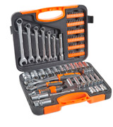 VonHaus 15/176 104 Piece Mechanic Tool Set