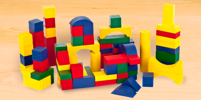 Review of URBN Toys 871125244025 Construction bricks, wooden blocks