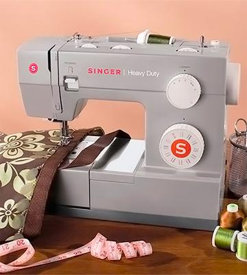 Review of SINGER 4423 Heavy Duty Extra-High Sewing Speed