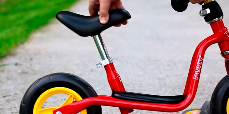 Review of Puky Laufrad Standard Balance Bike