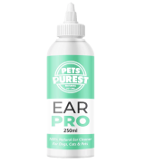 Pets Purest Anti Viral Anti Fungal Ear Cleaner For Dogs Wash