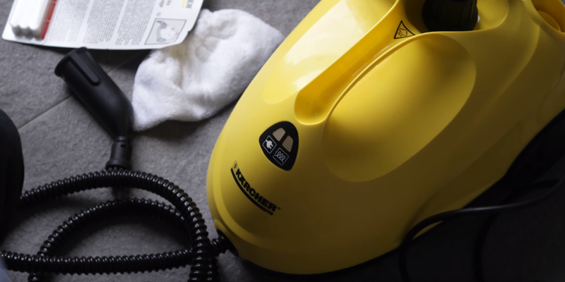 Review of Karcher SC2 EasyFix Steam Cleaner