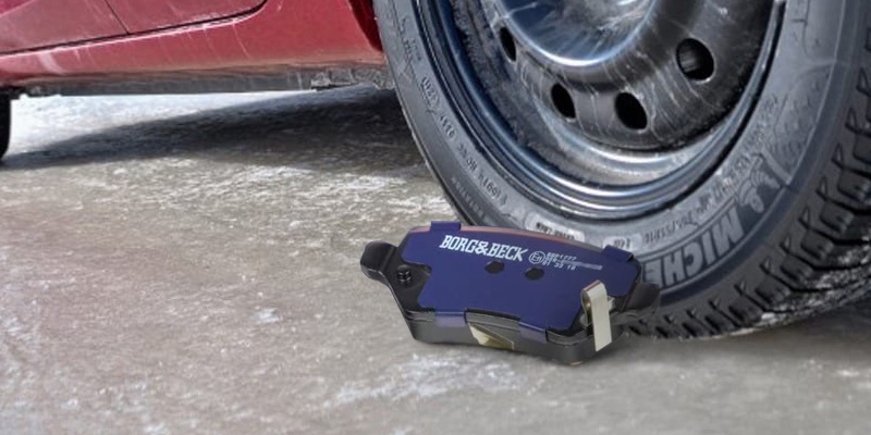 Review of Borg & Beck BBP1777 Rear Brake Pads