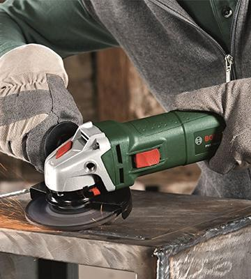 Review of Bosch PWS 700-115 Angle Grinder