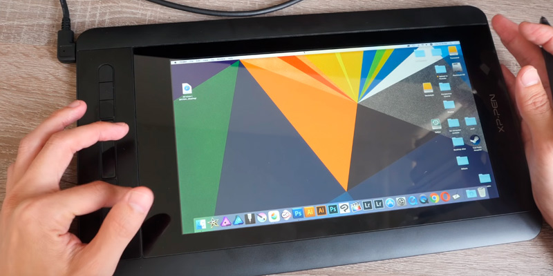 "Review of XP-PEN Artist12 11.6"" Graphics Drawing Tablet Monitor Pen Display"