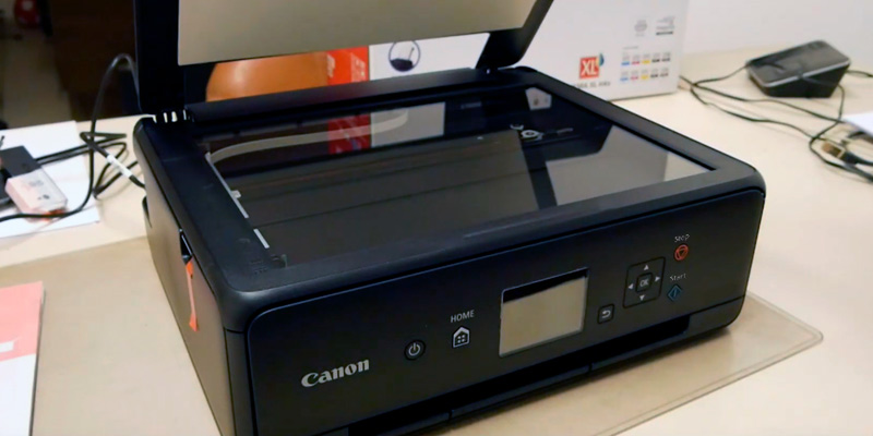 Review of Canon PIXMA TS5050 All-In-One Printer