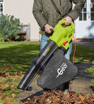 Review of Garden Gear G2016 3 in 1, 3000W,
