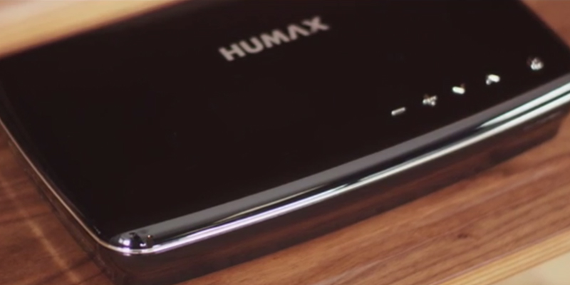 Review of Humax HDR-1100S