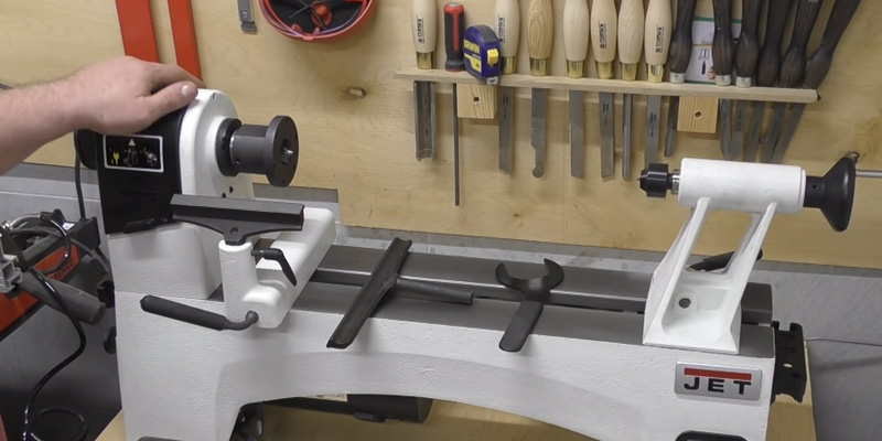 Review of JET JWL-1221VS Wood Lathe