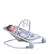 Bababing BB50-001 3 Position Baby Rocker