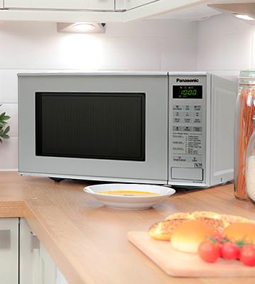 Review of Panasonic NN-K181MMBPQ Microwave