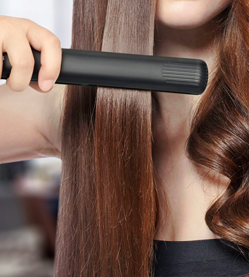 Review of SHINE HAI UK501-ST01-1 Professional Ceramic Titanium Flat Iron