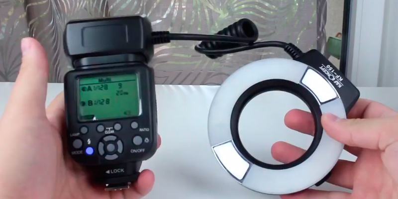 Review of K&F Concept Macro Ring Flash