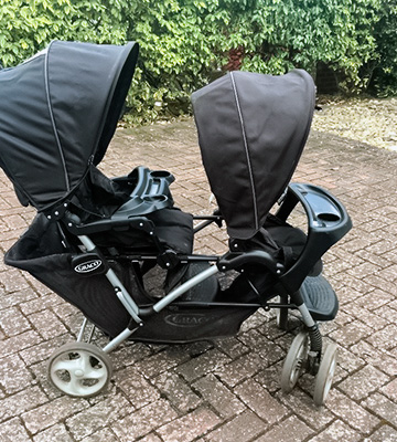 Review of Graco Stadium Duo Double Pushchair