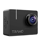 Apeman TRAWO Action Camera (4K, 20MP, WiFi, Waterproof)