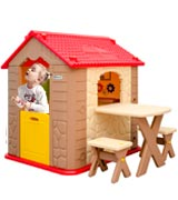 LittleTom 15777 Childrens Playhouse