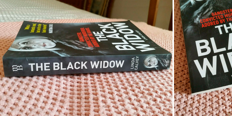 Linda Calvey The Black Widow: The true crime book of the year in the use