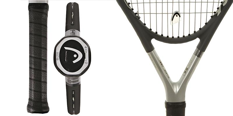 Review of Head Ti.S6 Titanium Tennis Racket
