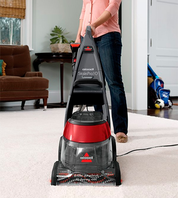 Review of Bissell StainPro 10 Carpet Washer