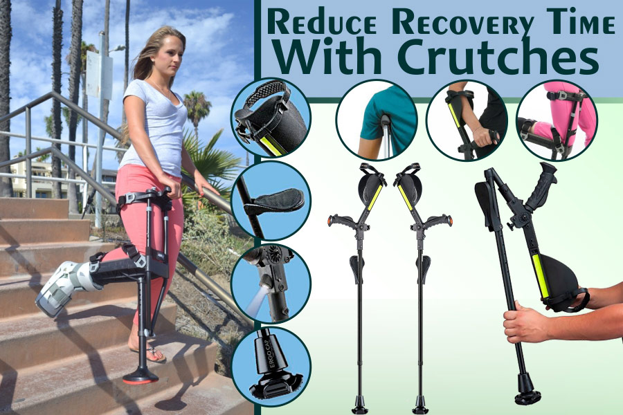 Comparison of Crutches for Fast Recovering