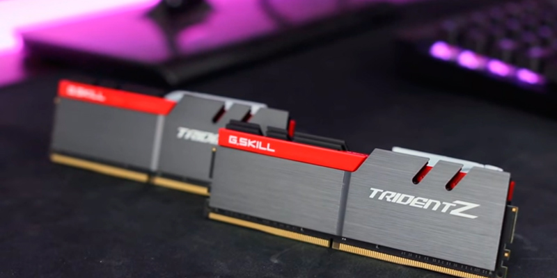 Review of G.Skill Trident Z 16GB (2 x 8GB) DDR4 PC25600 3200MHz C16 Kit
