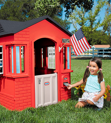 Review of Little Tikes 638749M Cape Cottage