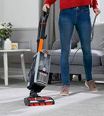 Review of Shark DuoClean (NV801UKT) Upright Vacuum Cleaner