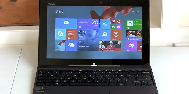 Review of ASUS T100TAM Convertible Netbook